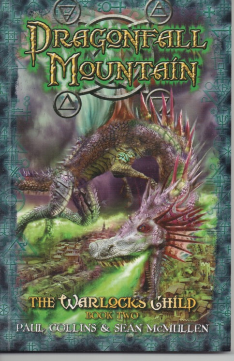Dragonfall Mountain – Warlock's Child series Book 2