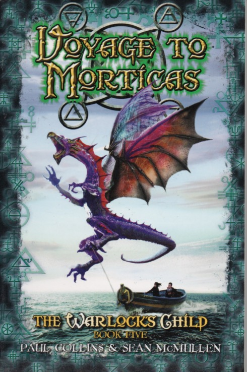 Voyage to Morticas – Warlock's Child series Book 5