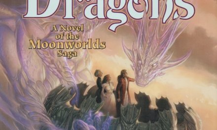 Glass Dragons – Moonworlds series Book 2