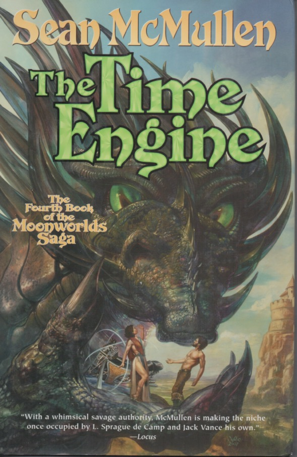 The Time Engine – Moonworlds series Book 4