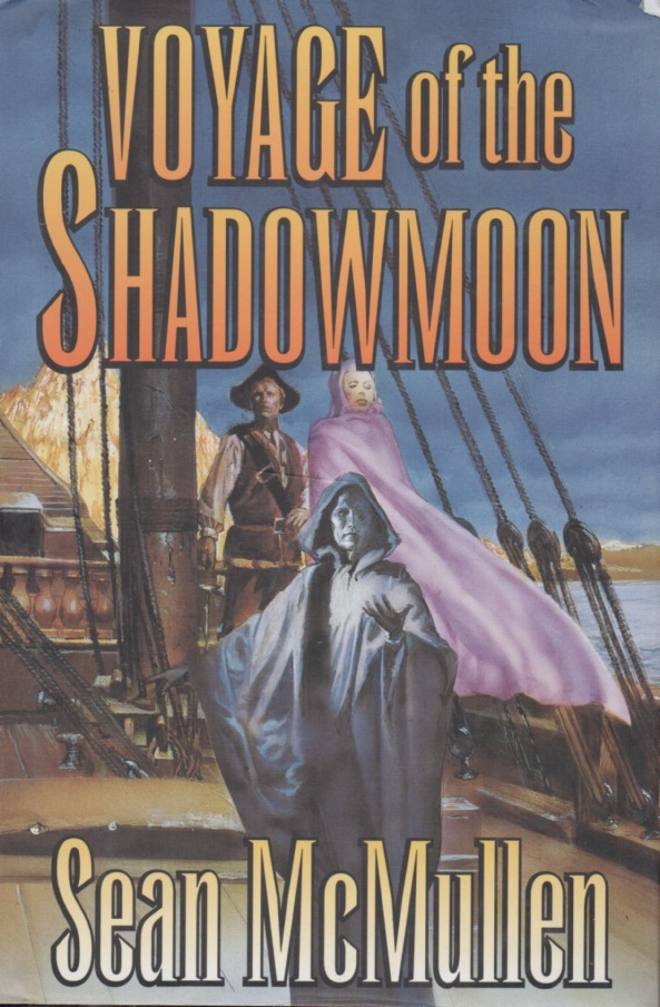 Voyage of the Shadowmoon – Moonworlds series Book 1