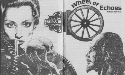 Wheel of Echoes published